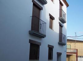 Apartamentos El Moli, Benlloch (рядом с городом Vall d'Alba)