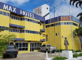 Max Hotel, Arcoverde (Sertânia yakınında)