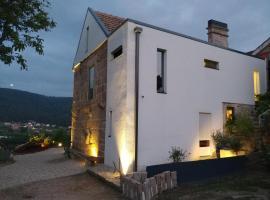 A casa dos Parladoiros, Торросо (рядом с городом Порринио)