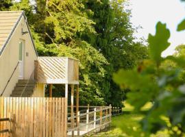 Badgers Den, Linlithgow (рядом с городом Westfield)