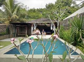Omah Layyina Villa, Warungmentong (рядом с городом Cidadap)