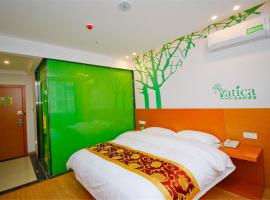 Vatica Shanxi Taiyuan Minying District Fuzhuang City Hotel, Taiyuan (Pingdiquan yakınında)