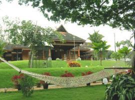Meenachil Enclave Homestay, Kottayam (рядом с городом Lālam)