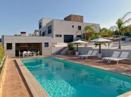 Villa Valencia, Monserrat (рядом с городом Montroy)