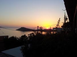 Sunset, Kalymnos (рядом с городом Миртеа)