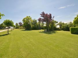 Country Camping, Saint-Ybars (рядом с городом Villeneuve-du-Latou)