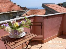 Appartamenti Vacanze Cà di Tumai, Molino Nuovo (Moltedo yakınında)