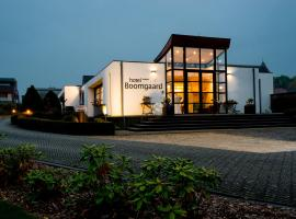 Hotel Boomgaard, Ланакен