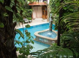 Eco-hotel El Rey del Caribe