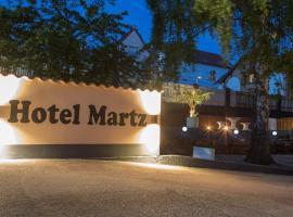 Hotel Martz, Pirmasens (Rodalben yakınında)
