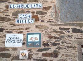 Casa Miguez, Quion (Salceda yakınında)