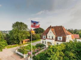 Altes-Landhaus-Ferienwohnung-Schleswig-Holstein, Wendtorf (Barsbek yakınında)