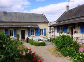 La Bretonnière, Longère Picarde, Passel (рядом с городом Нуайон)