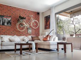Saki's apartment