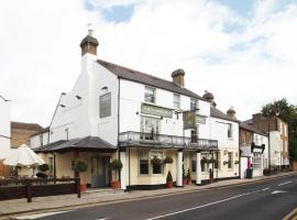 Flower Pot Hotel, Санбери (рядом с городом Sunbury Common)