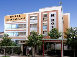 Fieri International Hotel, Fier (Mbrostar-Urë yakınında)