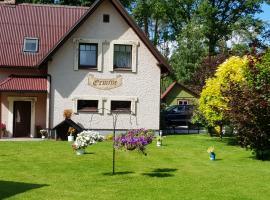 Holiday Home Ermine, Sigulda