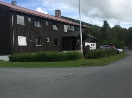 Ustedalsfjorden Overnatting
