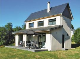 Holiday Home Lieu dit Manzagol - 01, Liginiac (рядом с городом Нёвик)