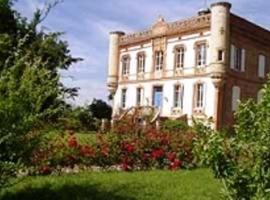 Château Lagaillarde, Thil (рядом с городом Bellesserre)