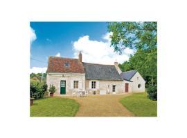 Holiday home Domaine de Morfontaine H-918, Méon (рядом с городом Vernoil)