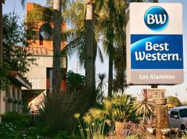 Best Western Los Alamitos Inn & Suites, Los Alamitos (in de buurt van Hawaiian Gardens)