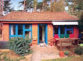 Two-Bedroom Holiday home Biendorf with a Fireplace 04, Biendorf