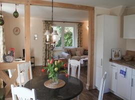 Holiday Home Settin with Fireplace XIII, Settin (Friedrichsruhe yakınında)