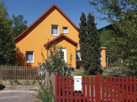 Holiday home Dorfstrasse Y, Charlottenhof (Rattey yakınında)