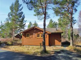 Holiday home Rosendal Lyngstrandvegen, Lyngstrandi
