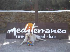 Hotel Mediterraneo, Chora d'Ios