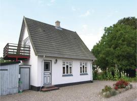 Holiday home Baragervej, Barager (Sønder Longelse yakınında)