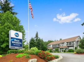 Best Western Wesley Inn & Suites, Gig Harbor (V destinácii Vaughn a okolí)