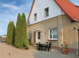 Holiday Apartment Hilgendorf 05, Hilgendorf (Rüting yakınında)