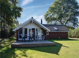 Holiday home Vesterled Tranekær III, Hou (Hoborg yakınında)