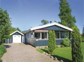 Holiday home Blåklokkevej Svendborg X, Vemmenæs (Stjovl yakınında)