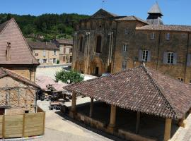 Les Songes de l'Abbaye, Cadouin (рядом с городом Molières)