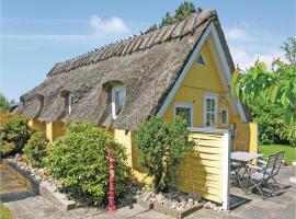 Holiday home Svendborg 38, Vemmenæs (Stjovl yakınında)