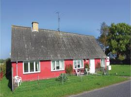 Holiday home Rudkobing *XXIX *, Spodsbjerg (Sønder Longelse yakınında)