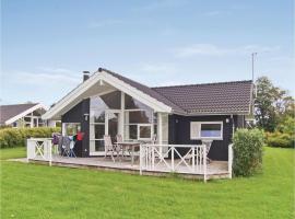 Holiday home Strandlodden Faxe Ladeplads XII, Fakse Ladeplads (Store Elmue yakınında)