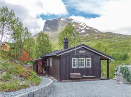 Three-Bedroom Holiday Home in Vang i Valdres, Tyinkrysset