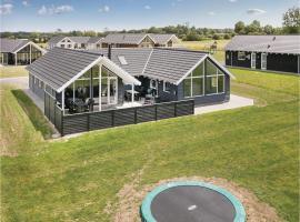 Five-Bedroom Holiday home with Sea View in Bogense, Bogense (Skåstrup yakınında)