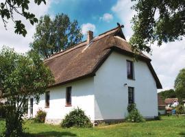 Holiday home Dorfstr. N, Salchow (Bömitz yakınında)