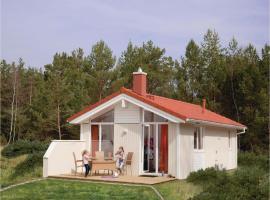 Holiday home Marco Polo / Skarridsö Q, Köthen