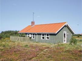 Holiday home Bavnbak Thisted II, Klitmøller (Vangså yakınında)