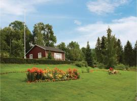 Three-Bedroom Holiday Home in Fyresdal, Hauggrend