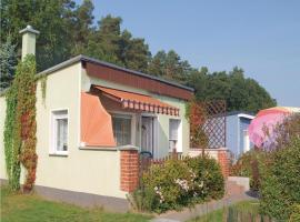 Holiday home Siedlung 2 Nr. A, Ganzlin (Stepenitz yakınında)