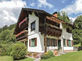 One-Bedroom Apartment in Afritz am See, Gassen