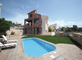 Five-Bedroom Holiday Home in Agia Marina, Aghia Marina (рядом с городом Metókhi)