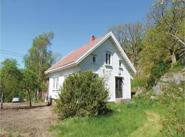 Three-Bedroom Holiday Home in Mandal, Mandal